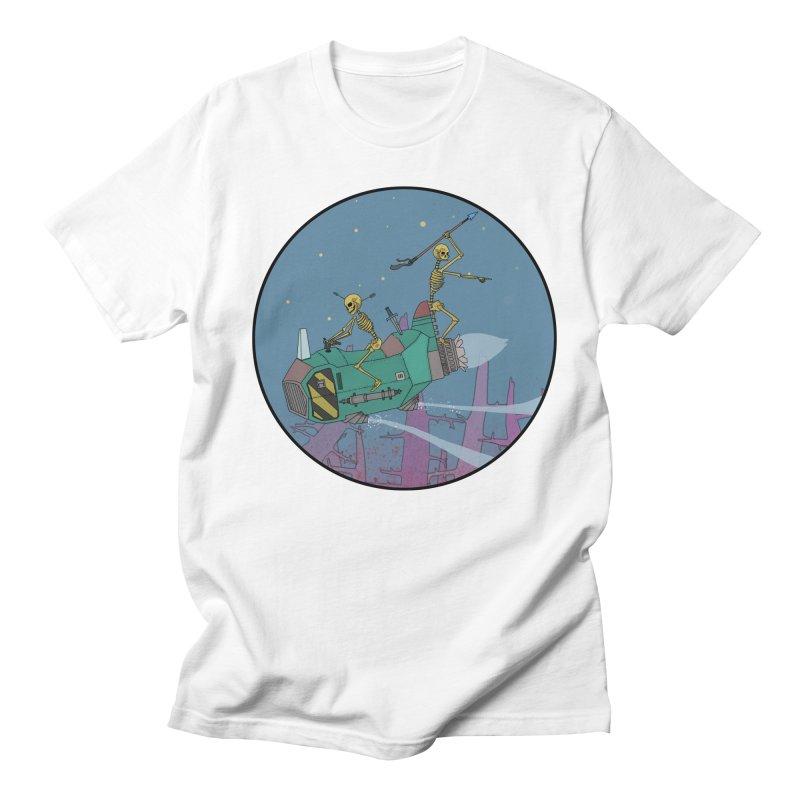 Another New Shirt! Future Space Men's T-Shirt by Steven Compton's Artist Shop