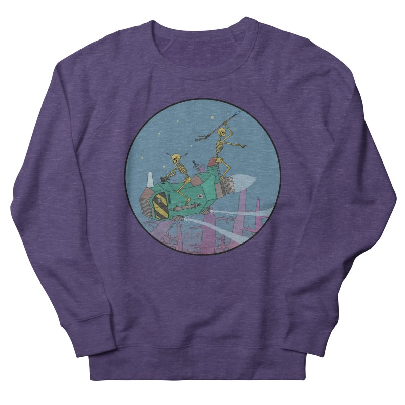 Another New Shirt! Future Space Women's Sweatshirt by Steven Compton's Artist Shop