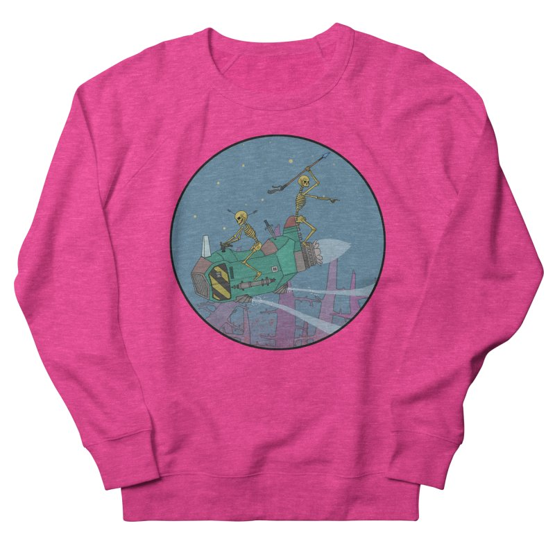 Another New Shirt! Future Space Women's French Terry Sweatshirt by Steven Compton's Artist Shop