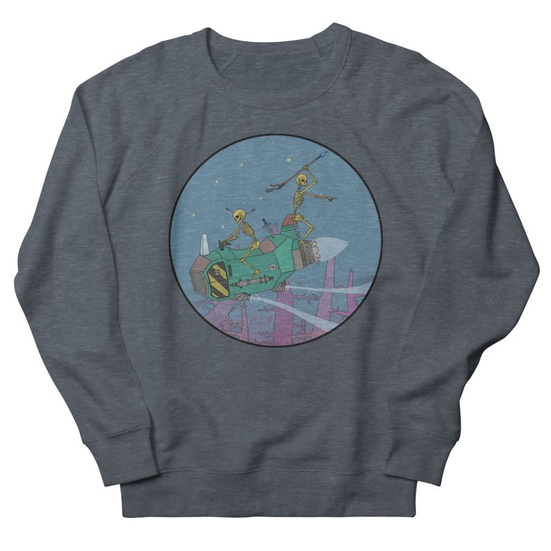 Another New Shirt! Future Space Men's French Terry Sweatshirt by Steven Compton's Artist Shop
