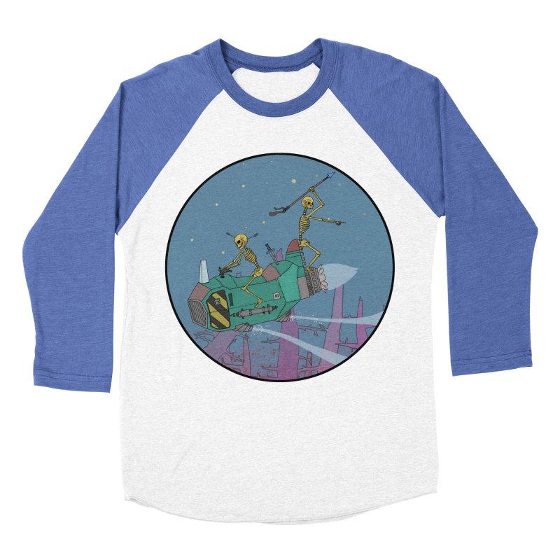 Another New Shirt! Future Space Women's Baseball Triblend Longsleeve T-Shirt by Steven Compton's Artist Shop