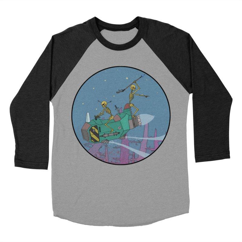 Another New Shirt! Future Space Women's Baseball Triblend T-Shirt by Steven Compton's Artist Shop