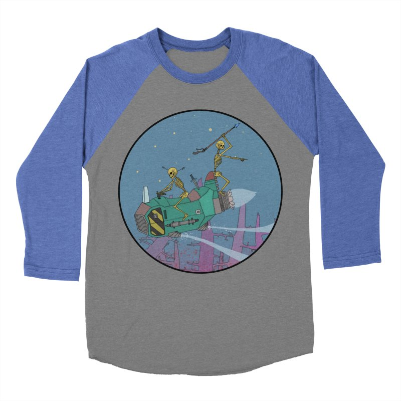 Another New Shirt! Future Space Men's Baseball Triblend T-Shirt by Steven Compton's Artist Shop