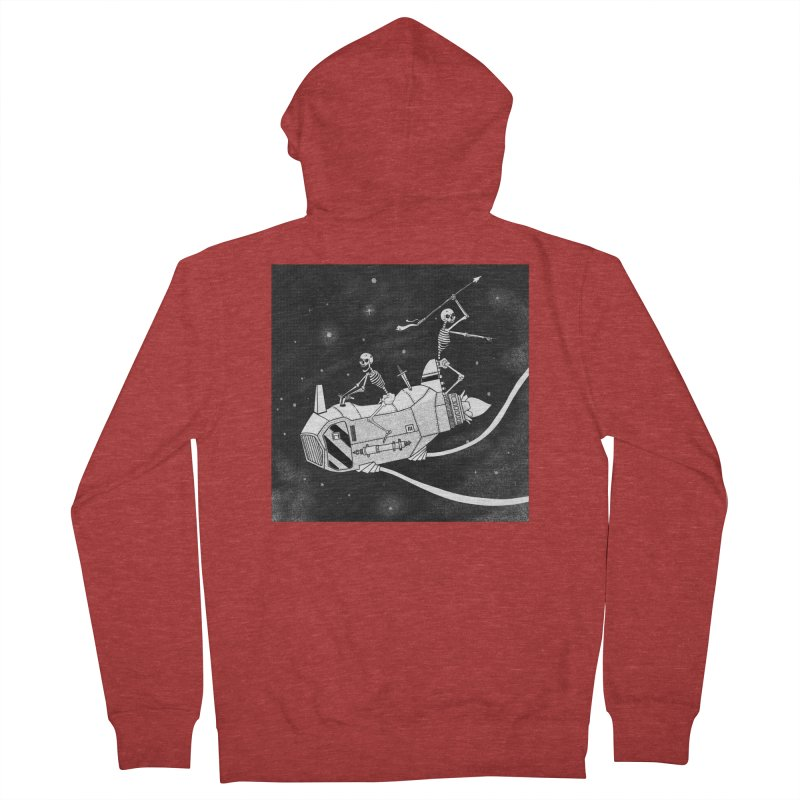 Cool shirt Men's French Terry Zip-Up Hoody by Steven Compton's Artist Shop