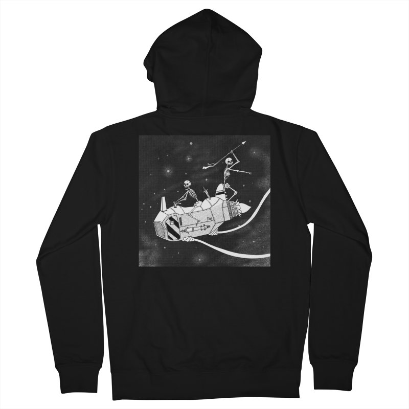 Cool shirt Men's Zip-Up Hoody by Steven Compton's Artist Shop
