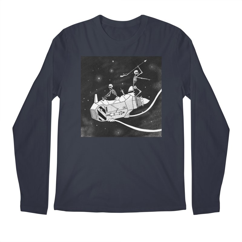 Cool shirt Men's Regular Longsleeve T-Shirt by Steven Compton's Artist Shop