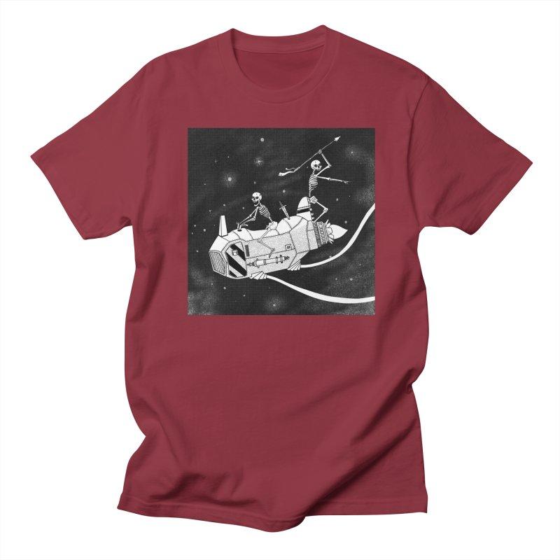 Cool shirt Women's Regular Unisex T-Shirt by Steven Compton's Artist Shop