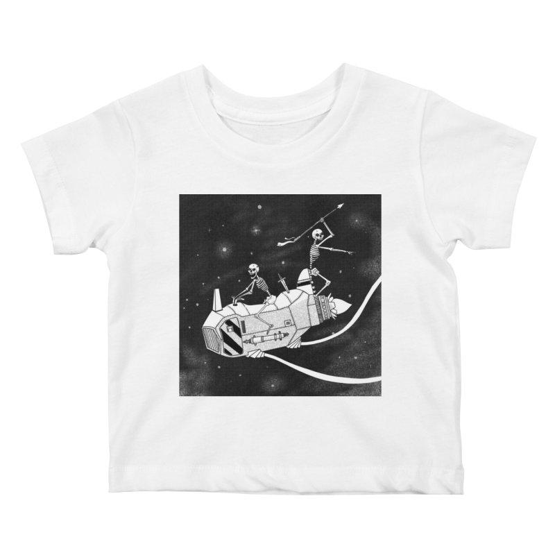 Cool shirt Kids Baby T-Shirt by Steven Compton's Artist Shop