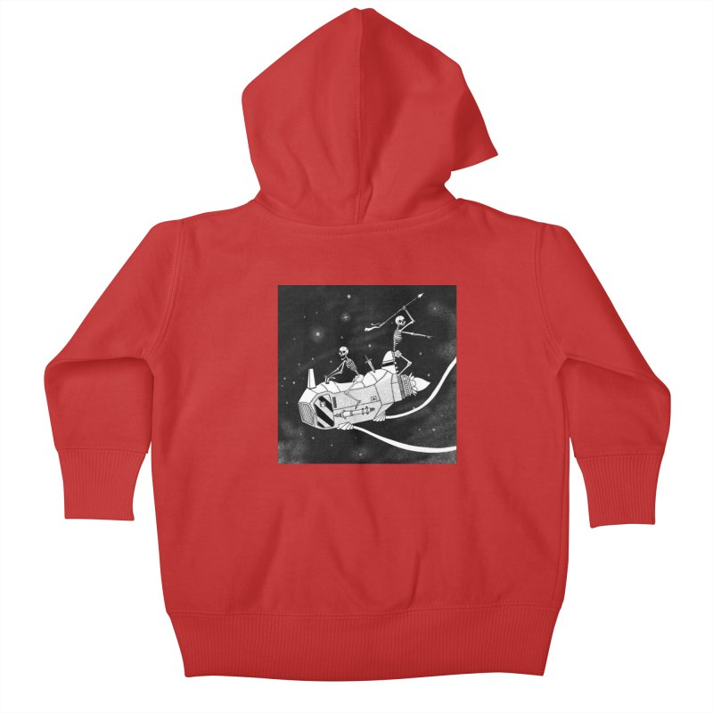 Cool shirt Kids Baby Zip-Up Hoody by Steven Compton's Artist Shop
