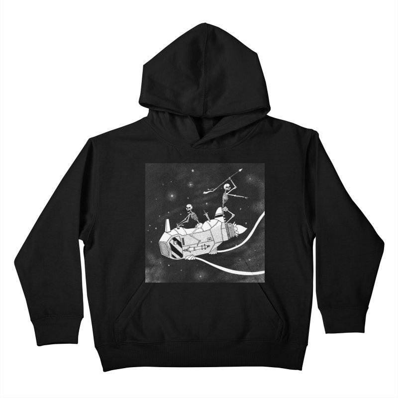 Cool shirt Kids Pullover Hoody by Steven Compton's Artist Shop