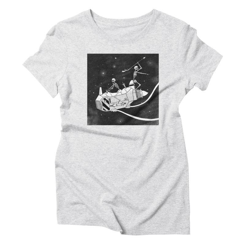 Cool shirt Women's Triblend T-Shirt by Steven Compton's Artist Shop