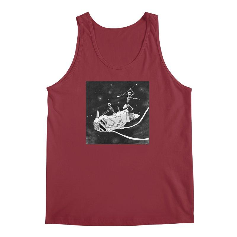 Cool shirt Men's Regular Tank by Steven Compton's Artist Shop