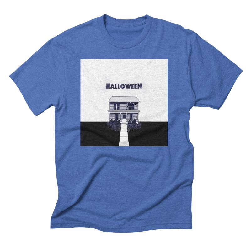 Halloween Men's T-Shirt by Steven Compton's Artist Shop