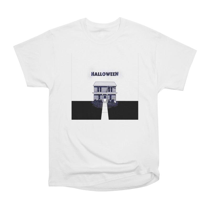 Halloween Women's Heavyweight Unisex T-Shirt by Steven Compton's Artist Shop