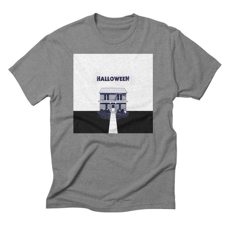 Halloween Men's Triblend T-Shirt by Steven Compton's Artist Shop