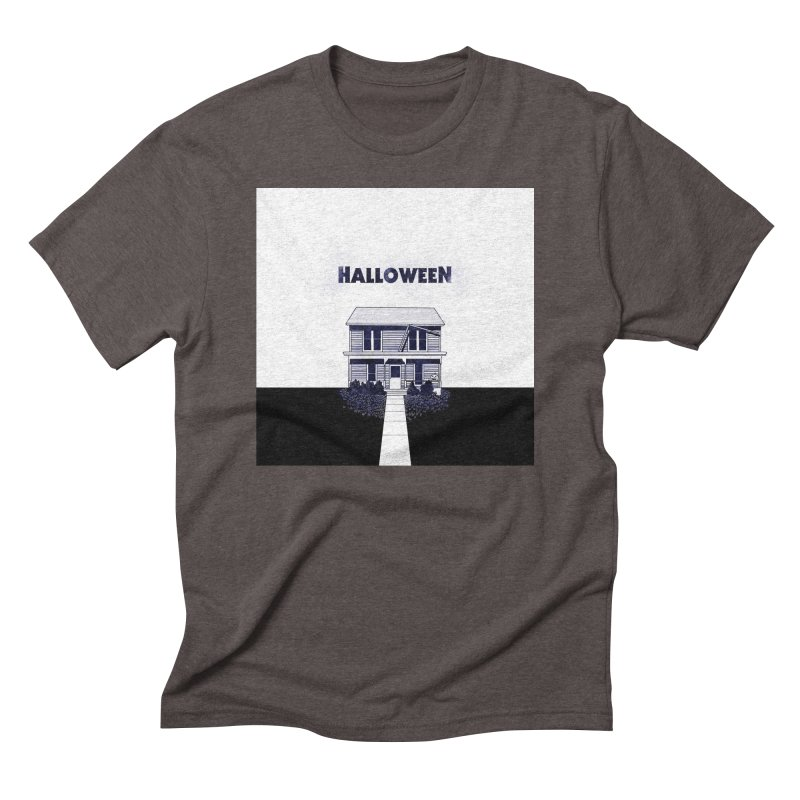 Halloween Men's T-Shirt by Steven Compton's Artist Shop