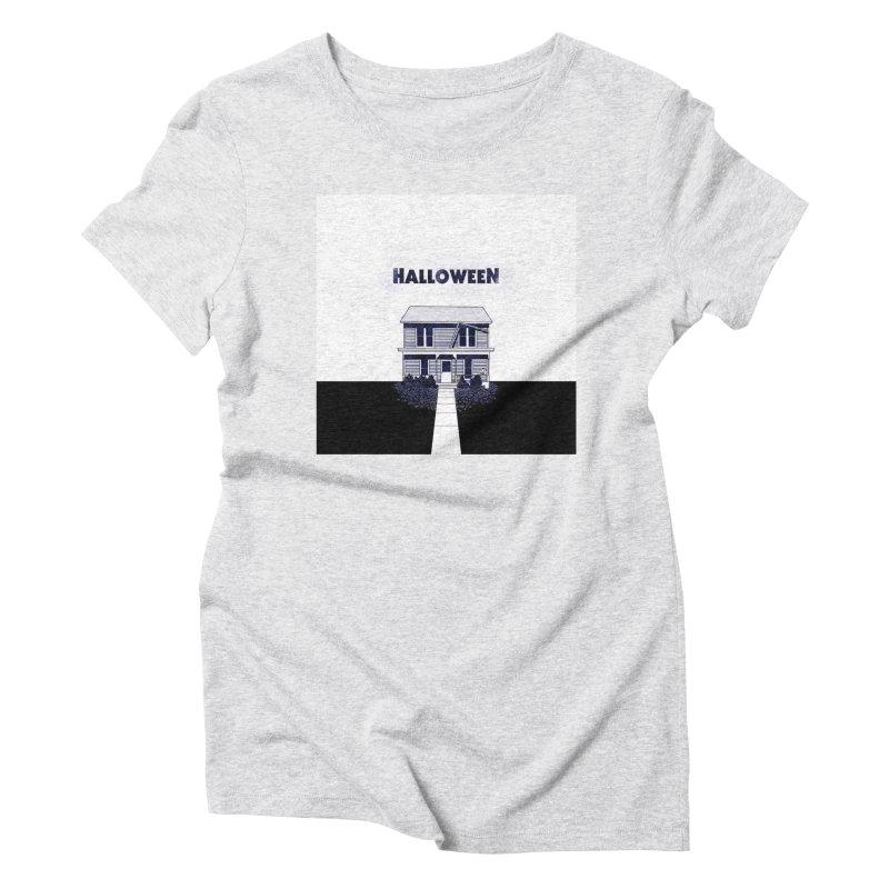 Halloween Women's T-Shirt by Steven Compton's Artist Shop