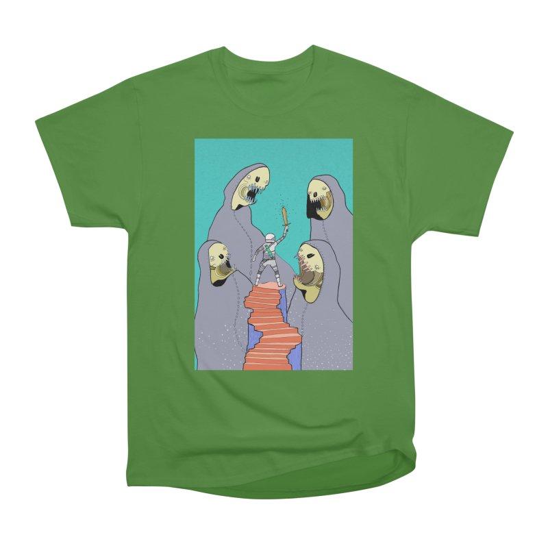 Future Space Men's Classic T-Shirt by Steven Compton's Artist Shop