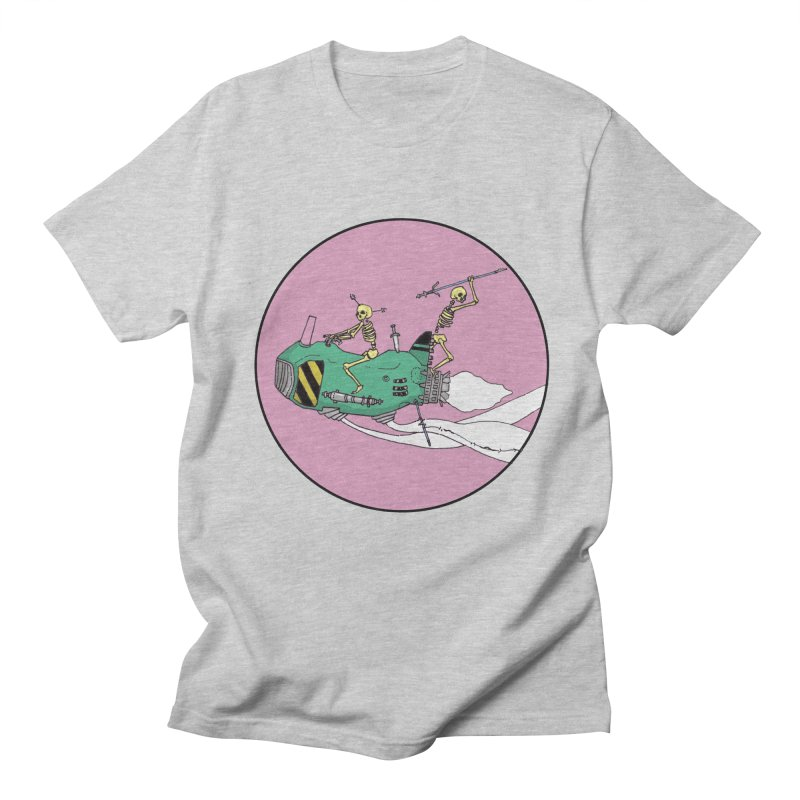 More Future Space Men's T-Shirt by Steven Compton's Artist Shop