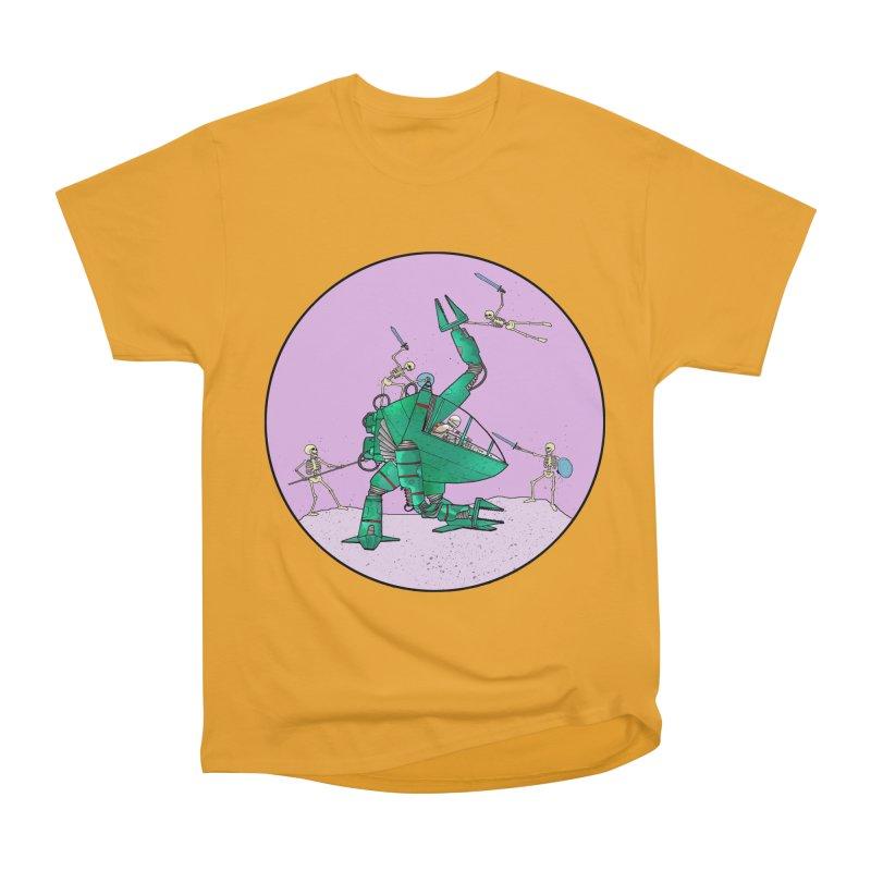 Future Space 3 Men's Classic T-Shirt by Steven Compton's Artist Shop