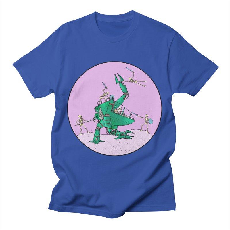 Future Space 3 Men's T-Shirt by Steven Compton's Artist Shop