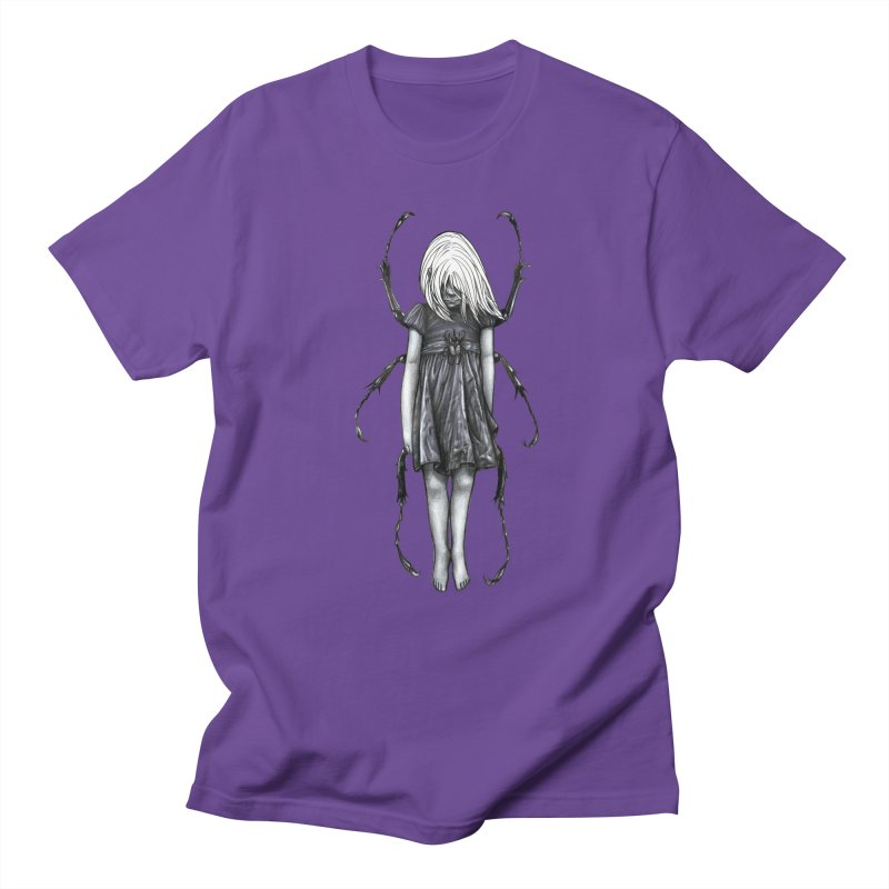 Beetle girl Men's T-Shirt by Stevenbossler's Artist Shop