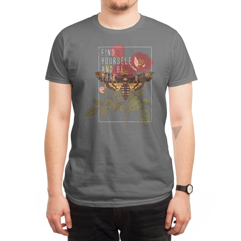 The Butterfly's Dream Men's T-Shirt by Stineiva's Artist Shop