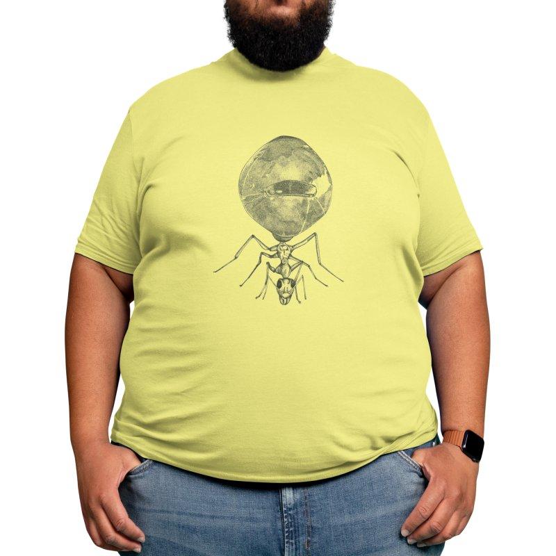 Got Your Honey Here Men's T-Shirt by Stippled Science Artist Shop