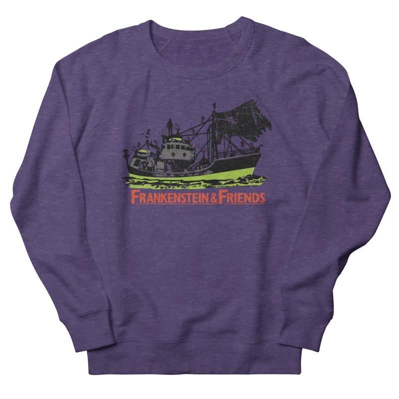 Frankenstein & Friends Women's French Terry Sweatshirt by Stor's Artist Shop