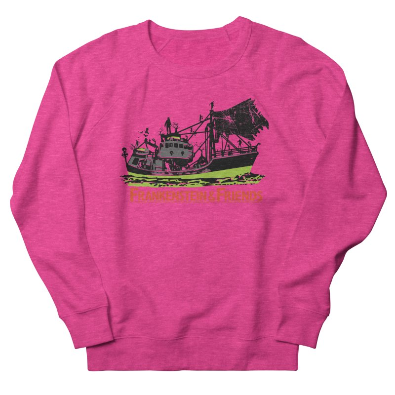 Frankenstein & Friends Men's Sweatshirt by Stor's Artist Shop