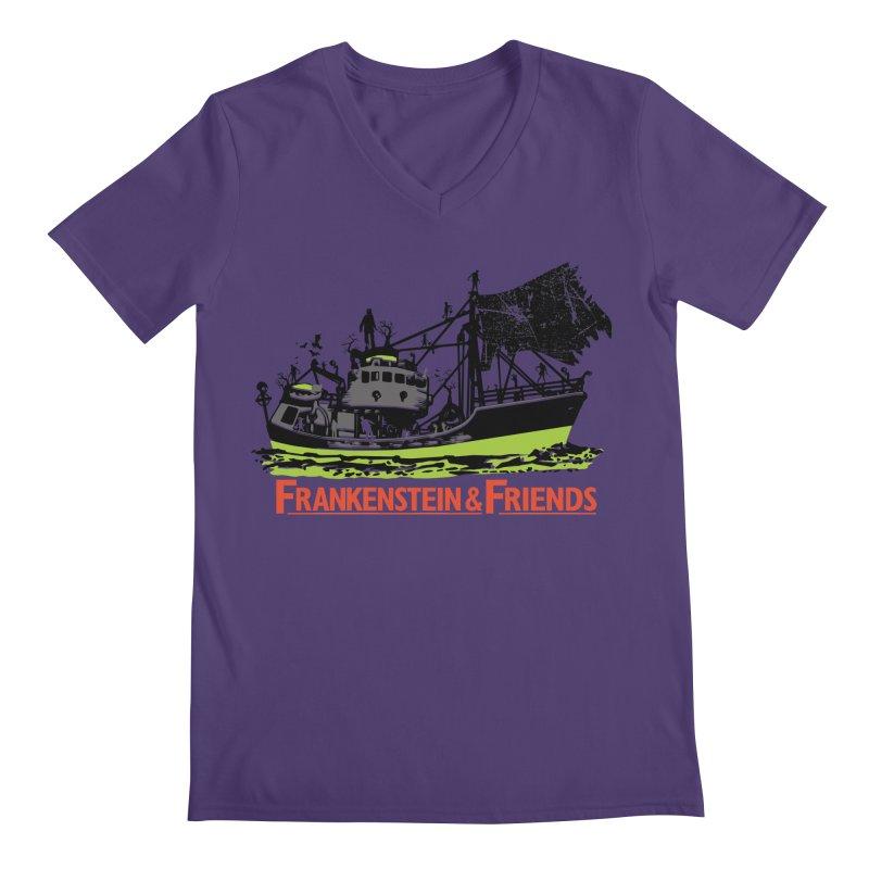 Frankenstein & Friends   by Stor's Artist Shop