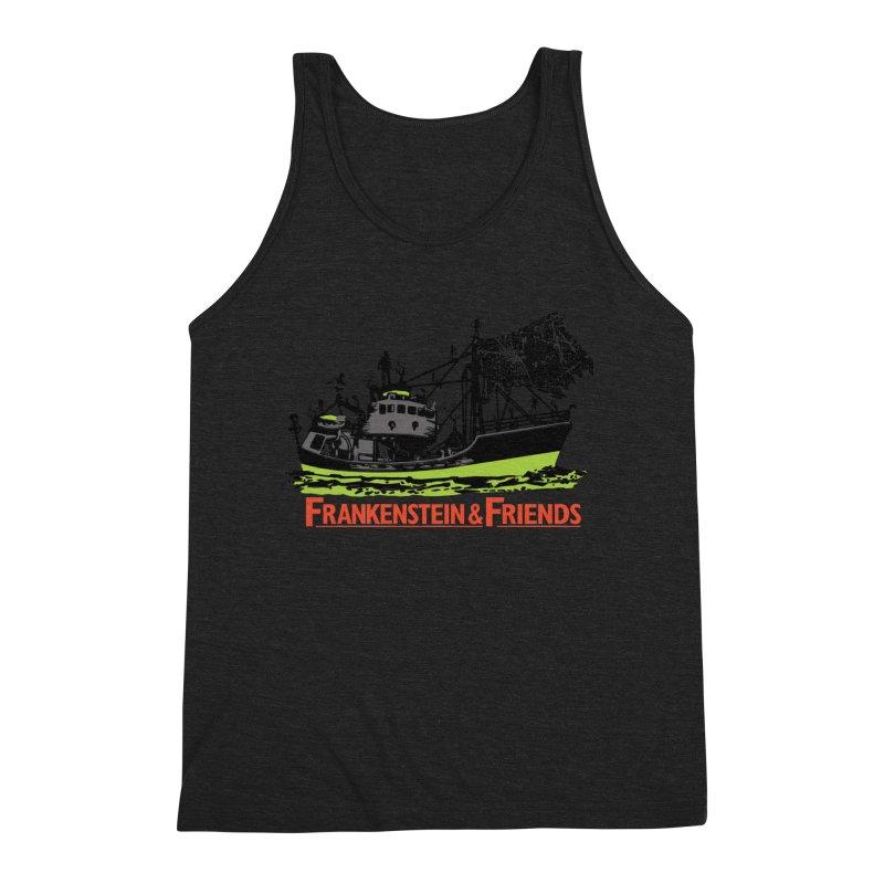Frankenstein & Friends Men's Tank by Stor's Artist Shop