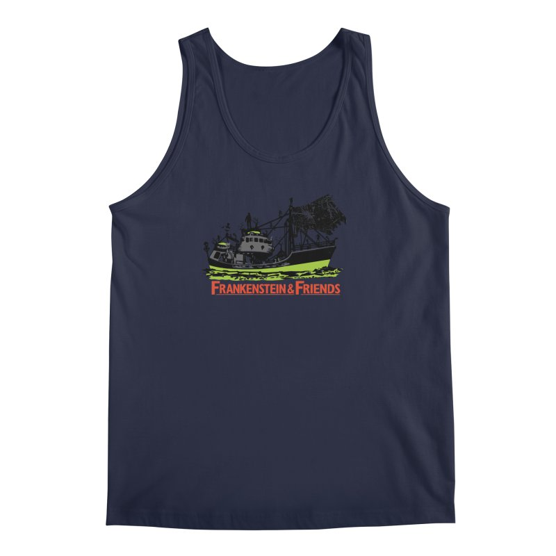 Frankenstein & Friends Men's Tank by Stor's Artist Shop