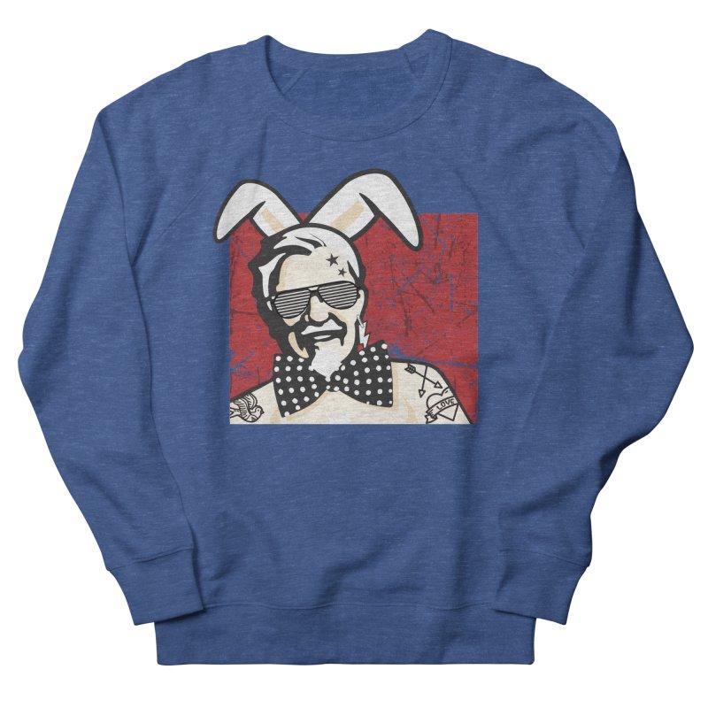 Rocking Mr.Sanders Women's French Terry Sweatshirt by Stor's Artist Shop