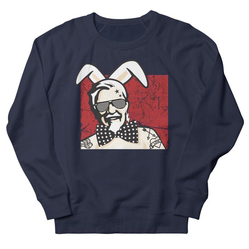 Rocking Mr.Sanders Women's Sweatshirt by Stor's Artist Shop