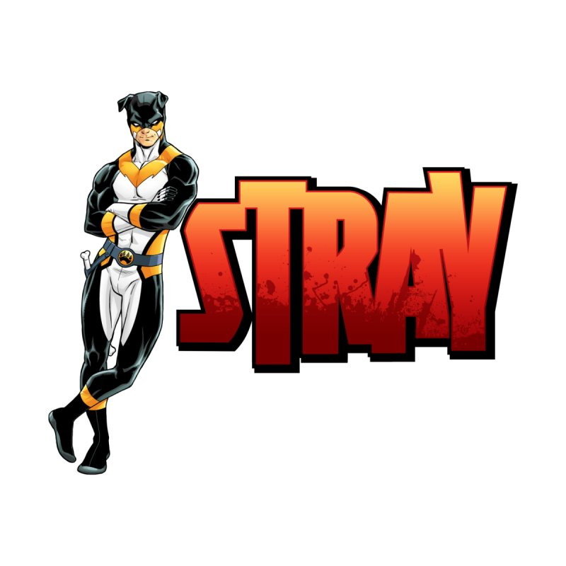 Stray - Chill   by Delsante & Izaakse's STRAY Comic