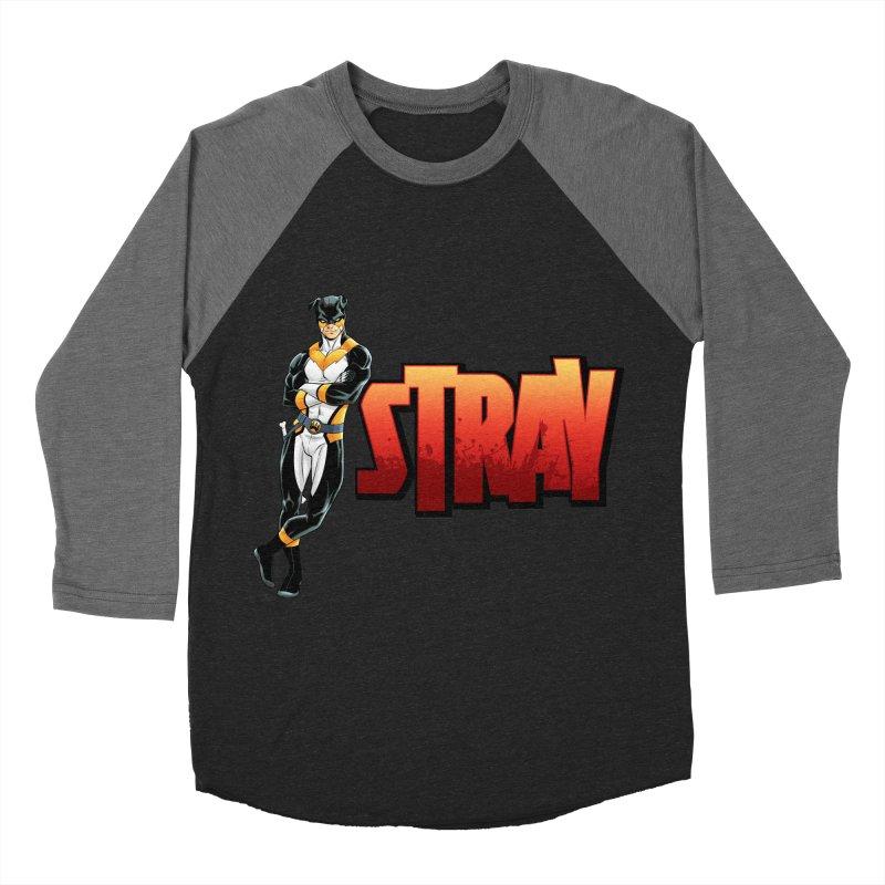 Stray - Chill Women's Baseball Triblend T-Shirt by Delsante & Izaakse's STRAY Comic