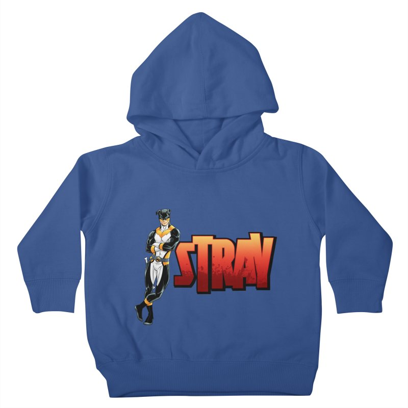Stray - Chill Kids Toddler Pullover Hoody by Delsante & Izaakse's STRAY Comic