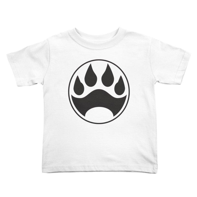 Stray - Black Shield Kids Toddler T-Shirt by Delsante & Izaakse's STRAY Comic