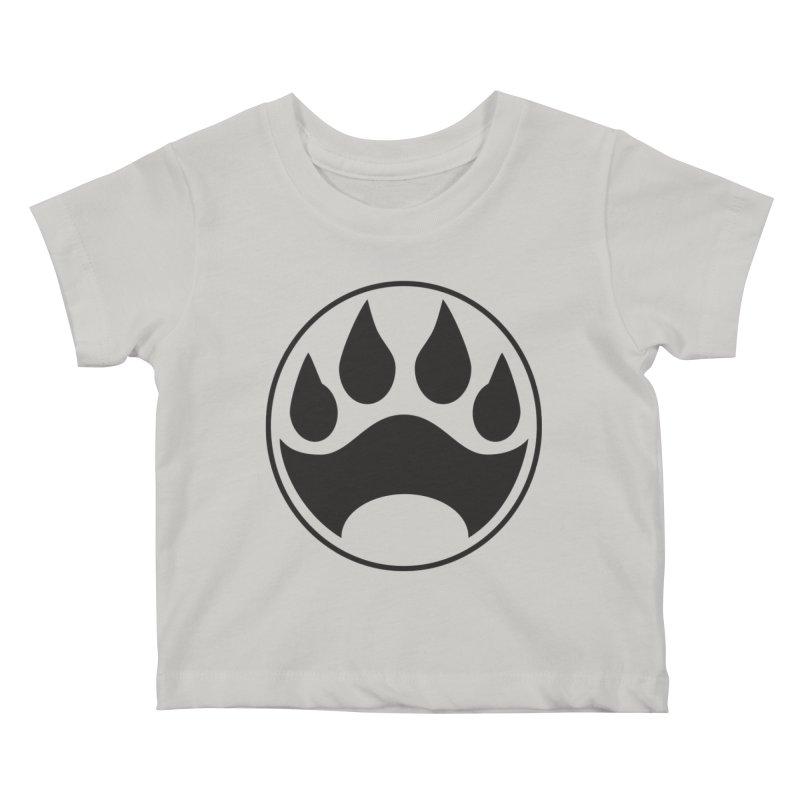 Stray - Black Shield Kids Baby T-Shirt by Delsante & Izaakse's STRAY Comic