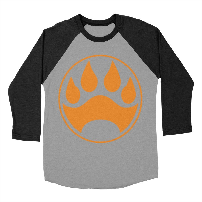 Stray - Orange Shield Women's Baseball Triblend T-Shirt by Delsante & Izaakse's STRAY Comic