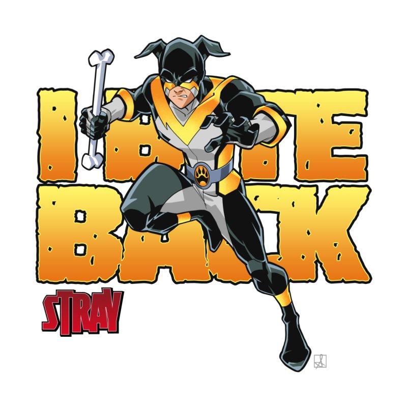 Stray - I Bite Back! None  by Delsante & Izaakse's STRAY Comic