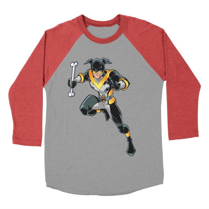 Stray - Solo Women's Baseball Triblend T-Shirt by Delsante & Izaakse's STRAY Comic