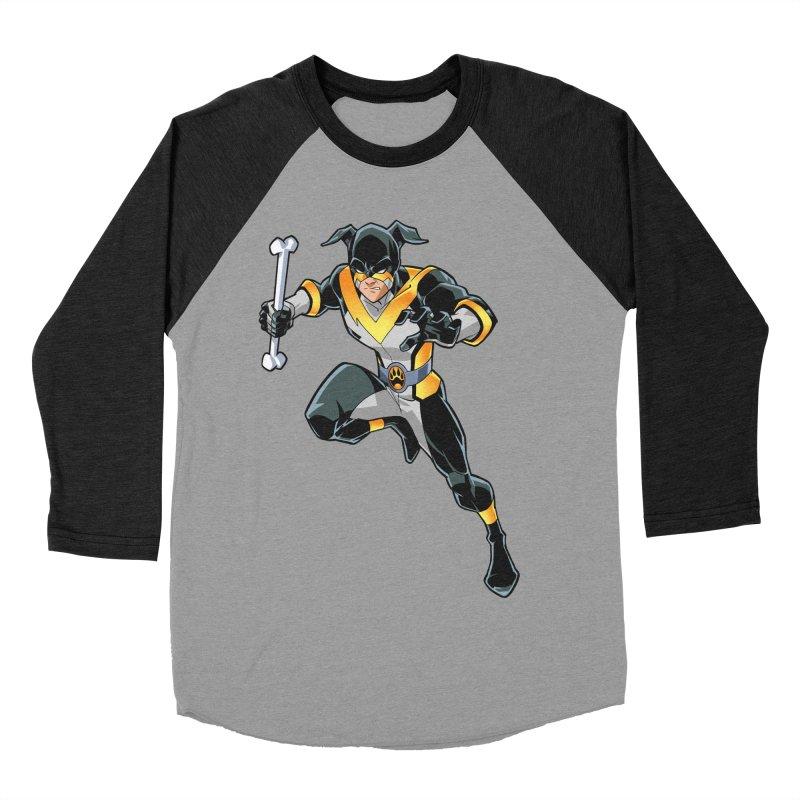 Stray - Solo Men's Baseball Triblend T-Shirt by Delsante & Izaakse's STRAY Comic
