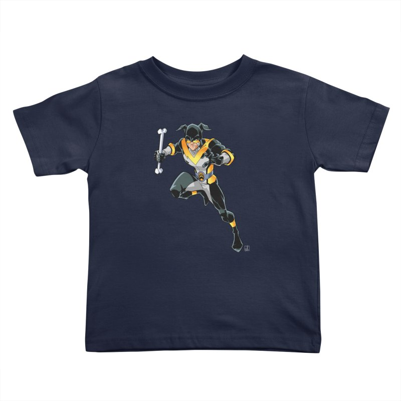 Stray - Solo Kids Toddler T-Shirt by Delsante & Izaakse's STRAY Comic