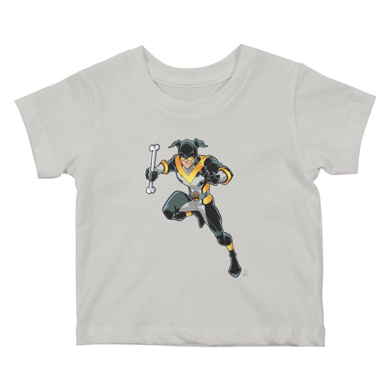 Stray - Solo Kids Baby T-Shirt by Delsante & Izaakse's STRAY Comic