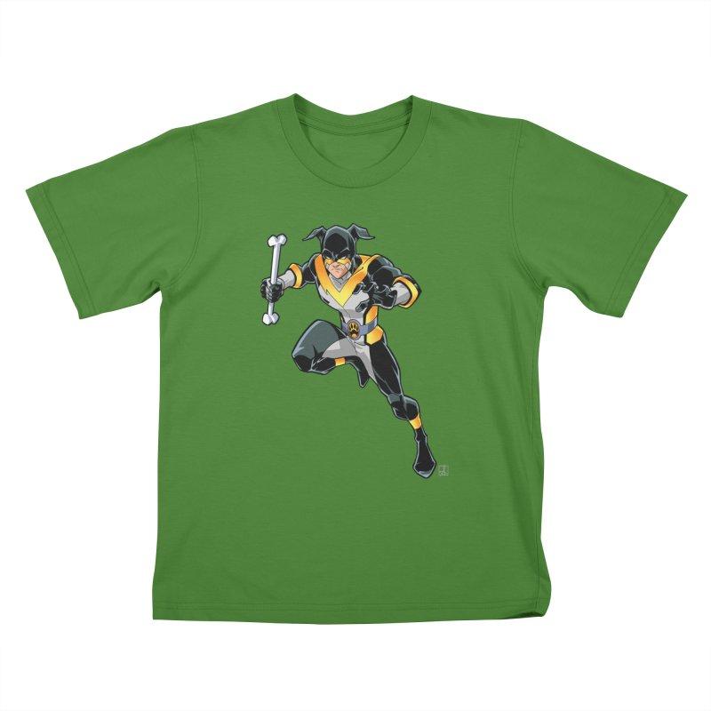 Stray - Solo Kids T-shirt by Delsante & Izaakse's STRAY Comic