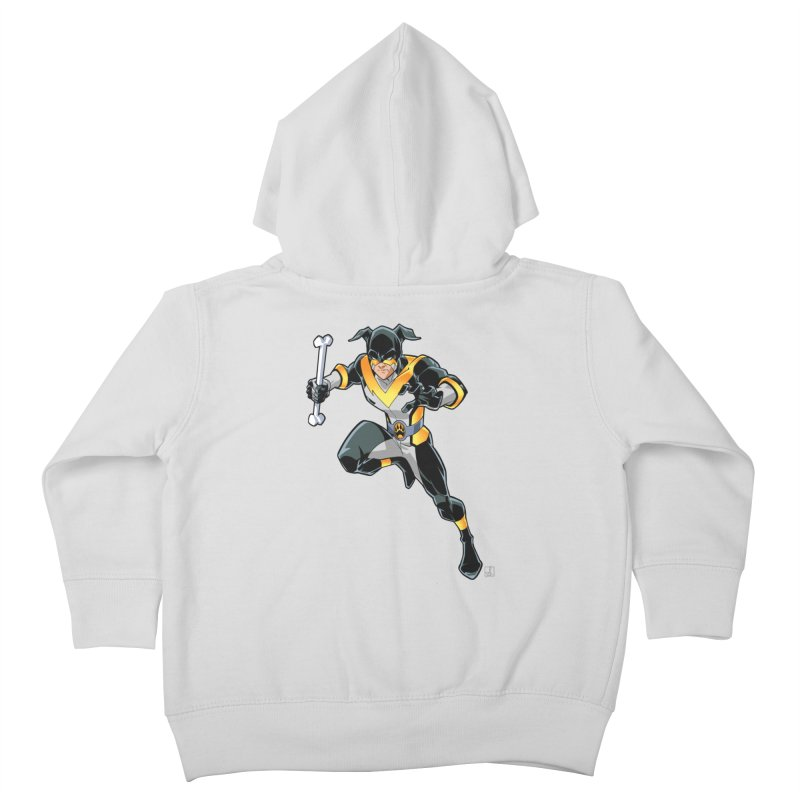Stray - Solo Kids Toddler Zip-Up Hoody by Delsante & Izaakse's STRAY Comic