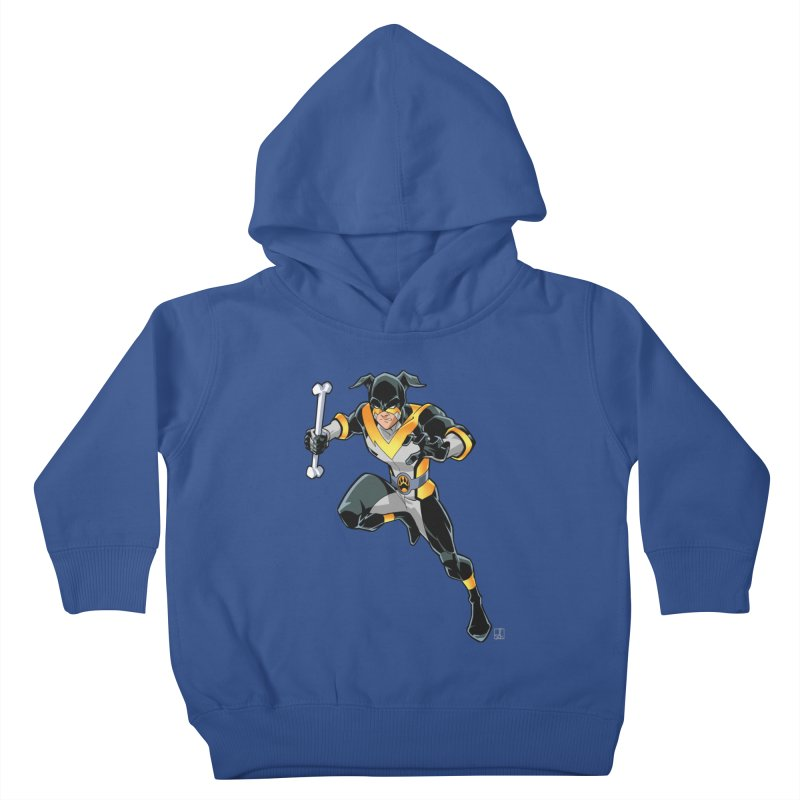 Stray - Solo Kids Toddler Pullover Hoody by Delsante & Izaakse's STRAY Comic
