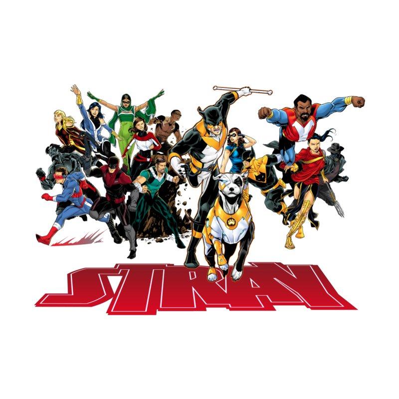 Stray - Heroes   by Delsante & Izaakse's STRAY Comic